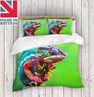 3D Digital Print Chameleon Duvet Cover Quilt Cover Bedding Single ,Double ,King