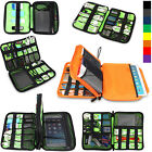 Accessories Storage Bag Case For iPad iPhone Tablet Cables USB Charger Earphone