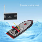 Portable Micro Radio RC Control Super High Speed Electric Racing Boat Toys ZN
