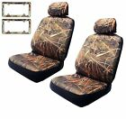 Muddy Water-Swamp Camo Seat Cover Set-2 Front Seats-License Plat | Chevrolet HHR