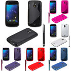 Cases for Samsung Galaxy Nexus i9250 TPU Silicone Flip Cover Cover Shell