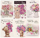 NANNIE HAPPY BIRTHDAY CARD VARIOUS DESIGNS TO CHOOSE FROM 1ST P&P greeting card