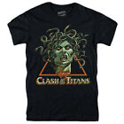 CLASH OF THE TITANS T-shirt Medusa - 1981 movie Ray Harryhausen mattel