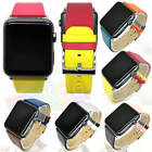 Genuine Leather Strap Band for Apple Watch 42mm/38mm Series 2 Series 1 iWatch