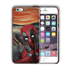 Super Hero Deadpool Iphone 4 4s 5 5s SE 6 7 8 X XS Max XR 11 Pro Plus Case n5