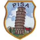ITALY PISA (B) EMBROIDERED PATCH