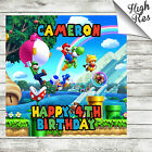 mario brothers cake decoration