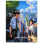 name for 11x17 paper - Kimi no na wa  Poster/ Your Name Poster HIgh Quality Prints