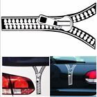 Creative zipper car stickers  19*9cm