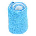 3color Practical Household Dust Cleaning Reusable Microfiber Pad For Spray Mop