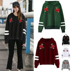 USA Women Casual Long Sleeve Loose Tops Knitted Sweater Cardigan Coat Outwear