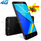 """5"""" 4G LTE Android 6.0 Smartphone Quad Core TIMMY Unlocked 16GB 2SIM Mobile phone"""