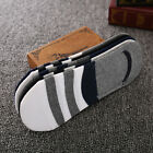 10 Pairs Men's Invisible No Show Nonslip Loafer Boat Ankle Low Cut Cotton Socks