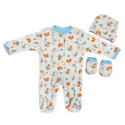 Baby Boys Girls Gift Box Set 3 Piece Clothing Outfit Newborn Baby Shower Present