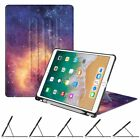 """For iPad Pro 10.5"""" 2017 Case w/ Apple Pencil Holder Magnetic Kickstand Cover"""