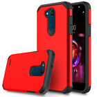 For LG Fiesta /X Charge /X Power 2 Case Shockproof Hard Armor Hybrid Phone Cover