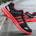 Men's Sneakers Running Sport Shoes Athletic Brethable Outdoor Casual Trainers