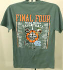 NCAA MENS FINAL FOUR SHIRT - 2017 - UNC OREGON CAROLINA GONZAGA - NEW w/ TAGS