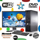 !!!SALE!!!SALE!!! Fast Dell Computer PC Core 2 Duo WINDOWS 7 | 10 | LCD