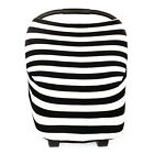 Multi Use Stretchy Newborn Infant Nursing Cover Baby Car Seat Canopy Cart Safety