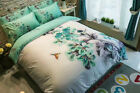 King size DUVET/Quilt/Comforter COVER SET 100% COTTON with 2 pillow shams