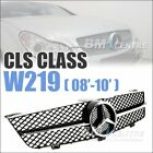Sport Front Mesh Grill for Mercedes Benz CLS Class W219 2008-2010 AMG *3 VERSION