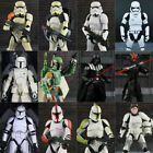 "6"" Black Series Star Wars Action Figure Darth Vader Boba Fett Stormtrooper $20.33 CAD"