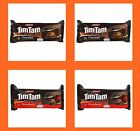 TimTam Sanwich Biscuit Chocolate,Strawberry,Cappuccino,Milk Chocolate 105 g.
