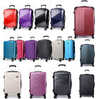 KONO 20'' Suitcase Cabin Hardshell Luggage Lightweight Hand Travel Case PC