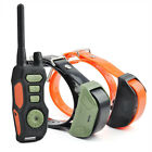 Remote 1-3 dogs Dog Shock Collar Waterproof & Rechargeable Training Collars