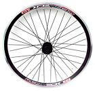 "26""  MOUNTAIN BIKE REAR WHEEL 7/8/9/10 SPEED CASSETTE TYPE ,DOUBLE WALL V  RIM"
