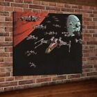 HD Print Star Wars 3 Art Wall Home Room Decor Oil Painting on Canvas Unframed