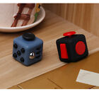 2 NEW Fidget Cube Toys Stress Relief Focus For Adults Children 6+ ADHD & AUTISM