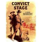 Convict Stage (DVD, 2007, Dual Side)