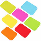 1Pcs Colorful Silicone Mat Pads Dish Pot Holder Kitchen Cooking Heat Resistant