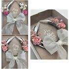 Wedding Good Luck Gift - Lucky REAL Pony HORSESHOE Decorated With Flowers