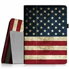 For Apple iPad 2 / 3 / 4th Generation with Retina Display Folio Case Stand Cover