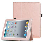 ipad 2 retina display - For Apple iPad 2 / 3 / 4th Generation with Retina Display Folio Case Stand Cover