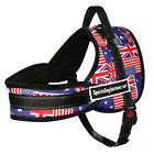 Reflective No Pull Working Dog Harness Pet Vest Training for Dogs Pit Bull Boxer