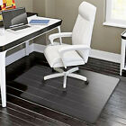 PVC Matte Desk Office Chair Floor Mat Protector For Hard Wood Floors-HOT