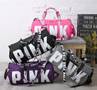 """Victoria's Secret """"Pink"""" - TOP SELLING Duffel Gym Bag VS PINK - HOLIDAY GIFT!"""