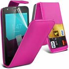 Premium Quality PU Leather Flip Case Cover For HTC Wildfire S G13 Phone