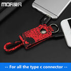 Charger for Samsung Galaxy S8 S8+ Type-C USB cable Sync Charger KEY CHAINS Cable