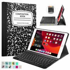 "For New iPad Pro 10.5"" 2017 Keyboard Case Smart Stand Cover + Bluetooth Keyboard"