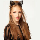 Fashion Hair Accessories Cats Ears Bunny Ears Women's Accessories Headbands Lace
