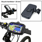 Bicycle Waterproof Phone Case Pouch Handlebar Mount Holder For All Apple & Galax