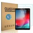 2Pcs Genuine 9H Tempered Glass Screen Protector Cover Film For IPad Pro 9.7 2017