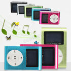 Mini USB Clip MP3 Player LCD Screen Support 32GB Micro SD TF Card Xmas Gift