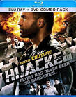 HIJACKED BLU-RAY DVD COMBO MOVIE FILM RANDY COUTURE MMA FIGHTER GUNS ACTION PUNK