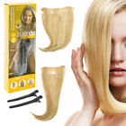 """HairDo 16"""" 2pcs Clip In Ultra Invisible Styleable Extensions by Jessica Simpson"""